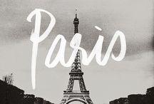 PARIS. / by Chriselle Lim