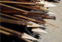 Bows-Crossbows-Arrows