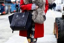 Winter Chic Style / Still looking cute in the winter with all those extra layers.