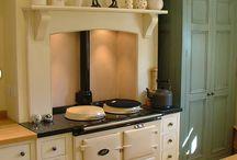 Lilac Cottage- Kitchen Ideas