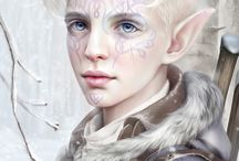 Snow elves