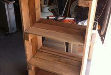 Woodwork / Pallet woodwork