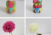 Art lesson ideas / Innovative art project ideas