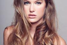Beauty -Hair Color- Hair style