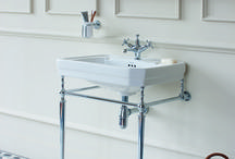 BURLINGTON BATHROOMS / Burlington bathrooms brings a complete collection of traditional bathroom products for you to create a classical British bathroom from eras of great design.Guest board in collaboration with Burlington Bathrooms.