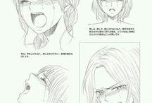 различные эмоции