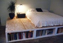 bed spaces