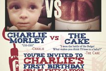 1st birthday ideas / by Danyelle Fredricksen