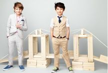 A Stitch in Time Style Little Boys / by Amie Akers