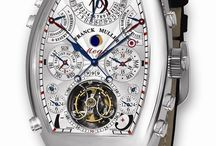 Watches: FRANK MULLER