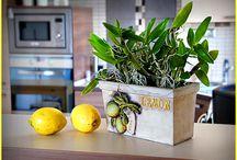 Kuchnia ze smakiem ... / Kuchnia ze smakiem ... Jeżeli zainteresował Cię wybrany element aranżacji wnętrza, znajdziesz go na www.home-idea.pl