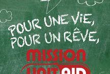 """Mission Unitaid  / Single """"Pour une vie, Pour un rêve"""" disponible depuis le 21 Juin 2013"""