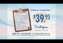 Culligan Canada  / Culligan water experts have been serving Canada for more than 70 years. We offer the best drinking water and the largest variety of water treatment products and services available for all of Canada. Find water softeners, water filters, water coolers and more at Culligan in Canada!