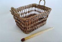 Miniature Basket  / by Paulette Svec