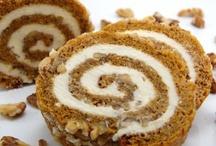 Dessert - Cake Roulades