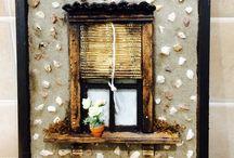 Cuadros con ventanas