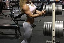 strength, fitness, motivation.
