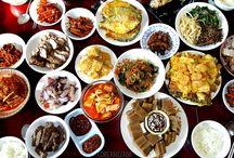 Comida coreana ㅣ Korean Food / Un paseo por la peculiar gastronomía coreana.  Mostly traditional Korean food.