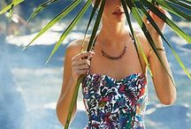 Swimsuits / by Pamela Martin