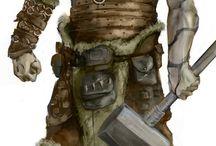 Goliath RPG
