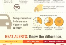 Beat the Heat! / Tips, recipes and health info you need to stay healthy when it's hot. / by Touro Infirmary