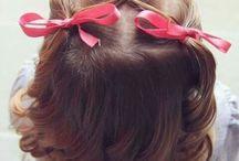 peinados para mi bebé