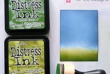 Tinta Disstress