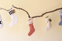 stockings / Christmas stockings for Studio 5