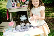 Paper Doll Tea Party / by Betsy Pruitt {Belly Feathers}