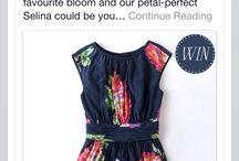 Ideas for races dress