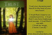 Monday's Messages - Sacred Self Care / Self-Care, Healing