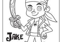 Jake en de Nooitgedacht Piraten