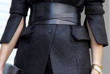 Черный стиль