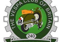 logo club vespa