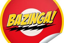 Big Bang Theory stickers / #getgluesucks #wehatenewgetglue #giveusourstickers / by Joshua Lobdell