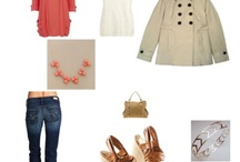 Style Boards / All outfits in this board were styled by me and put together on Polyvore.com as a way for me to come up with new ideas.  You can check out my fashion blog at cutestains.blogspot.com. / by Katie Mitchell