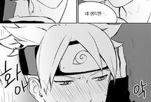 Naruto - Buruto + Mitsuki