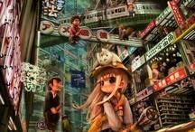 City dizzy