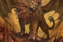 Mythological Creatures & Monsters