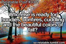 I <3 Fall!!!! / by Stephanie