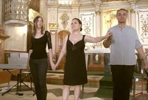MUSICA PARA BODAS / Proporcionamos todo tipo de música para las ceremonias o cócteles de bodas, comuniones, bautizos e incluso momentos de despedidas en misas de difuntos