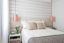 Modelos de decoração de quartos, salas, cozinhas e banheiros