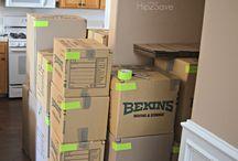 INTERIORlove: Umzug Moving