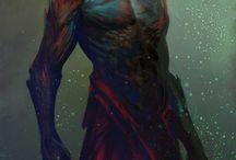 Creatures, Fables & Gods