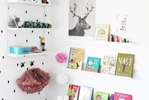 Decorate | Reading Nooks, Corners & Spaces / by Sam | Kiwi in the Clouds | Kid's Decor & Lifestyle Blogger