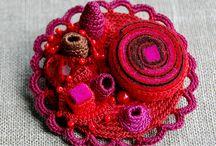crochet bizu elements