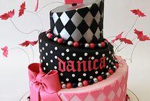 Cake & Baking ideas / by Shannon Thompson