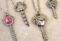 Handmade keys