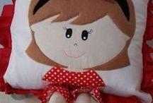 muñeco paño lenci
