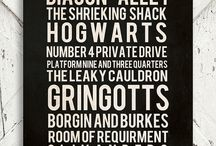 Harry Potter / Harry Potter things you can buy online!!